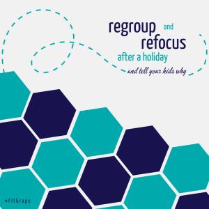 regroup