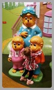Vera and the Berenstain Bears